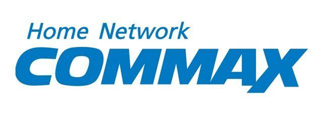 Logo Commax