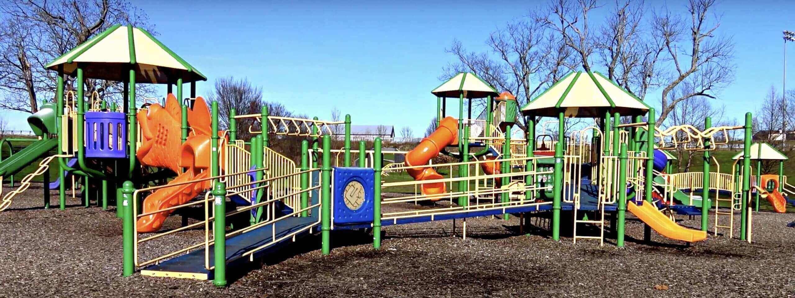 Camera ColorVu ứng dụng cho Công viên và khu giải trí