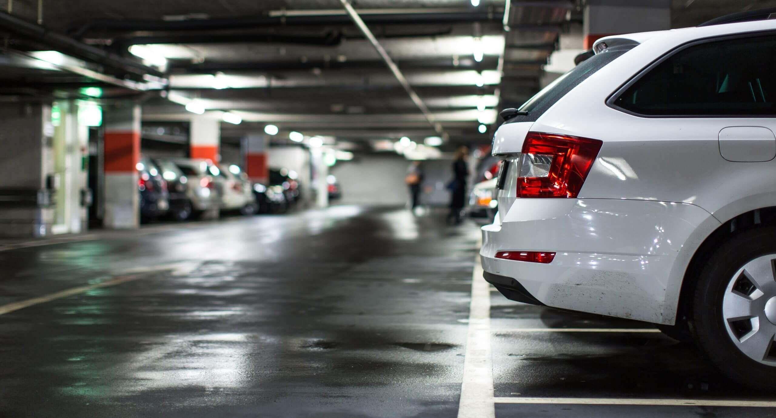 Camera ColorVu ứng dụng cho bãi đỗ xe dưới tầng hầm các tòa nhà