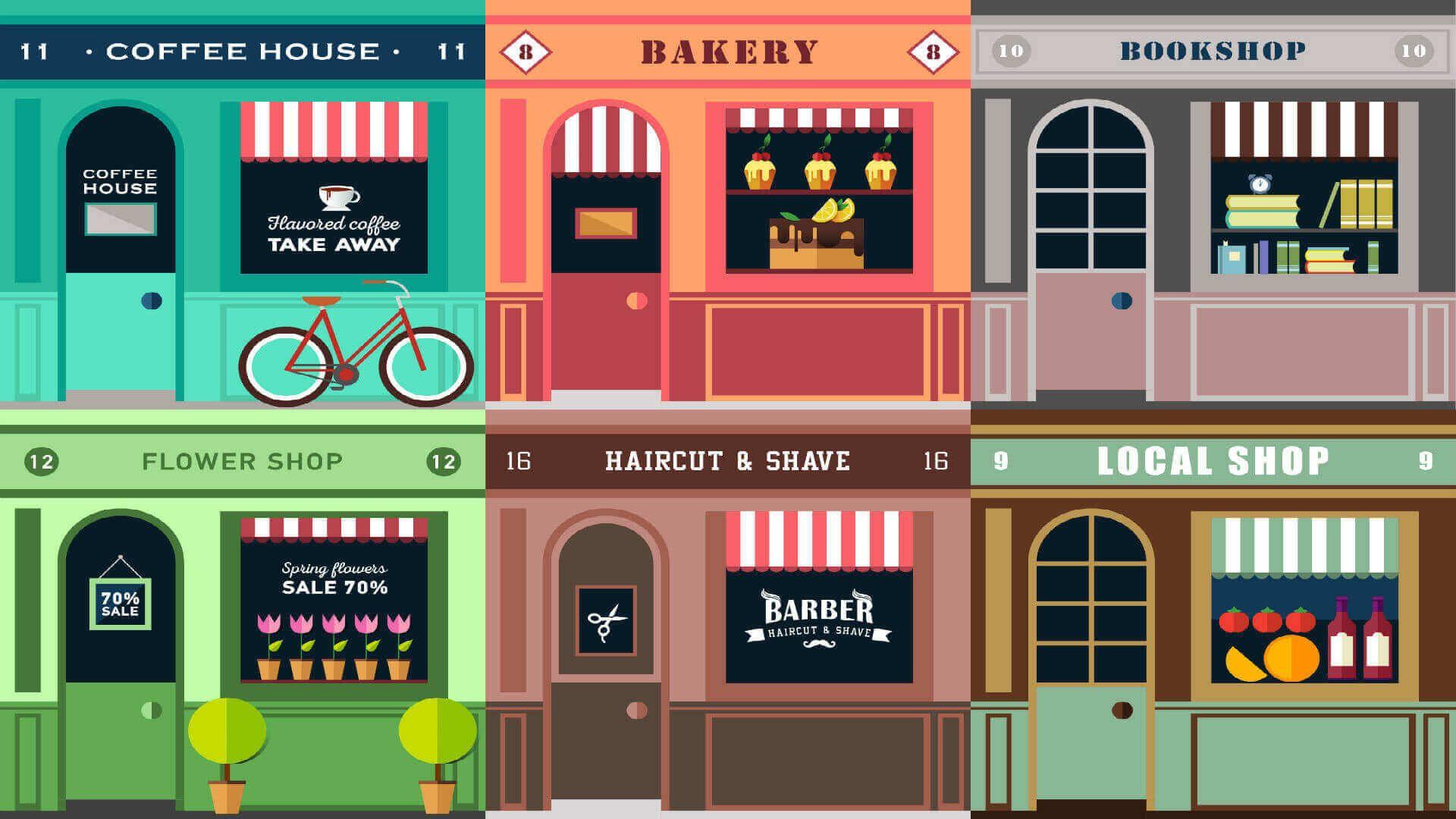 Camera ColorVu ứng dụng cho shop thời trang, cửa hàng, doanh nghiệp nhỏ