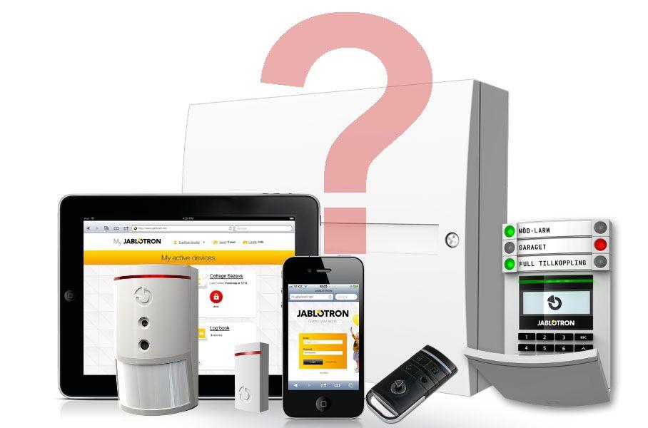 Những câu hỏi thường gặp về hệ thống báo động chống trộm