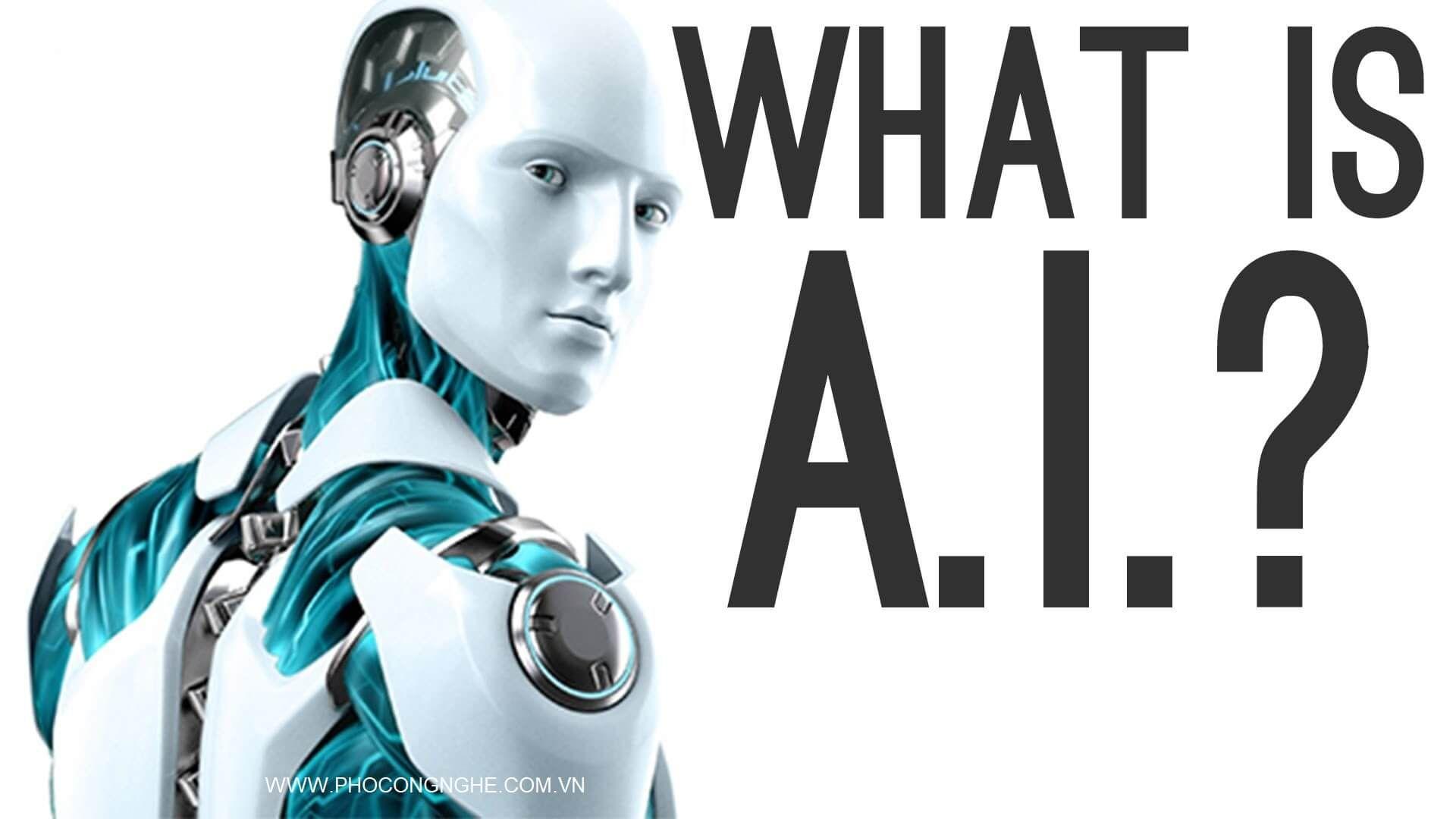 Trí tuệ nhân tạo là gì ?