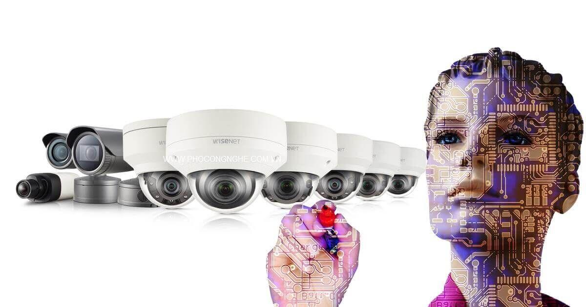 Ứng dụng trí tuệ nhân tạo cho Camera giám sát