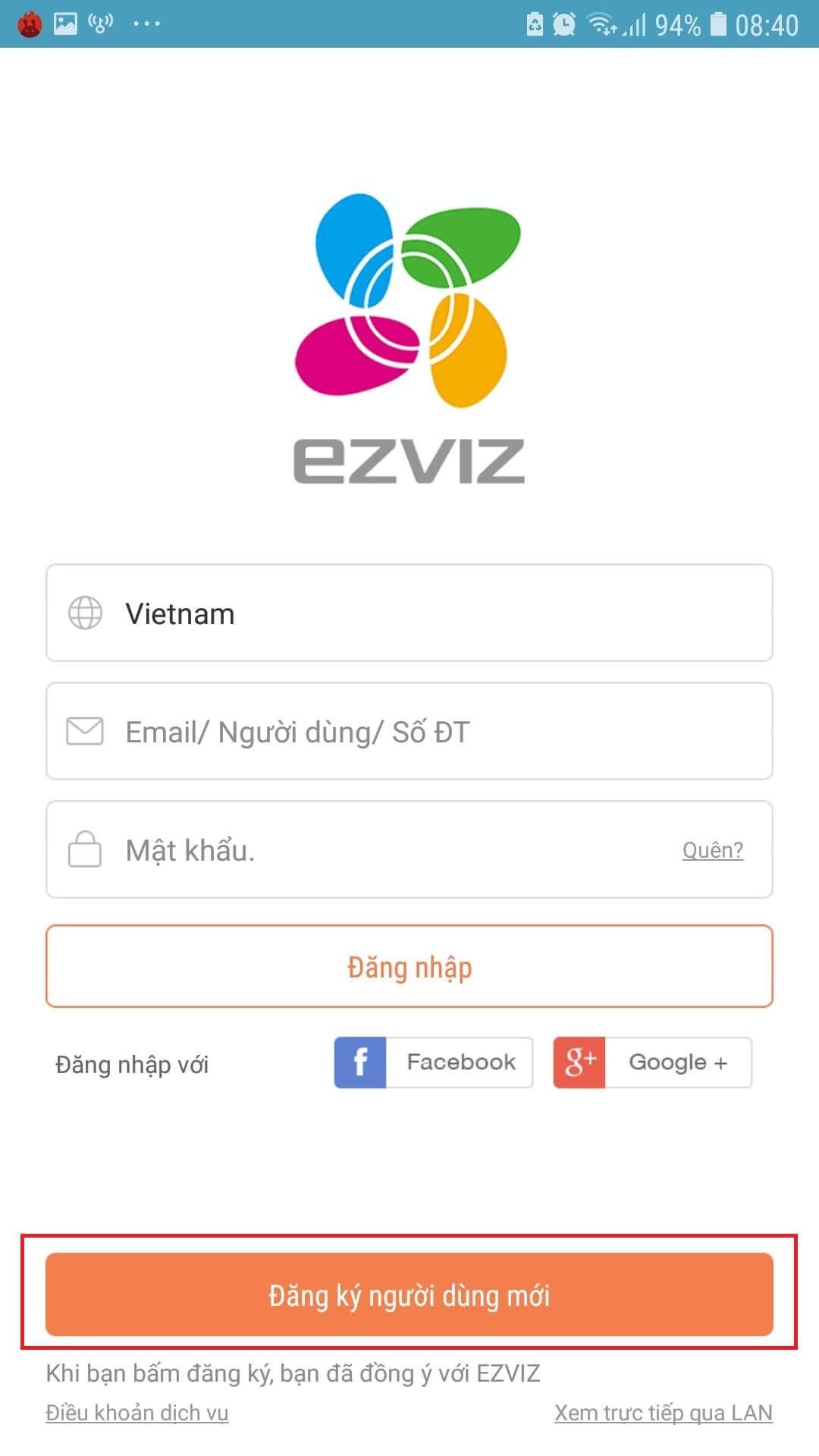Hướng dẫn cài đặt và sử dụng phần mềm EZVIZ - 6