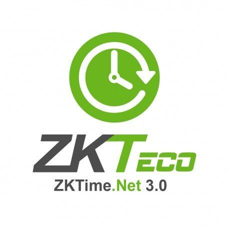 Hướng dẫn sử dụng phần mềm ZKTime.net.3.0
