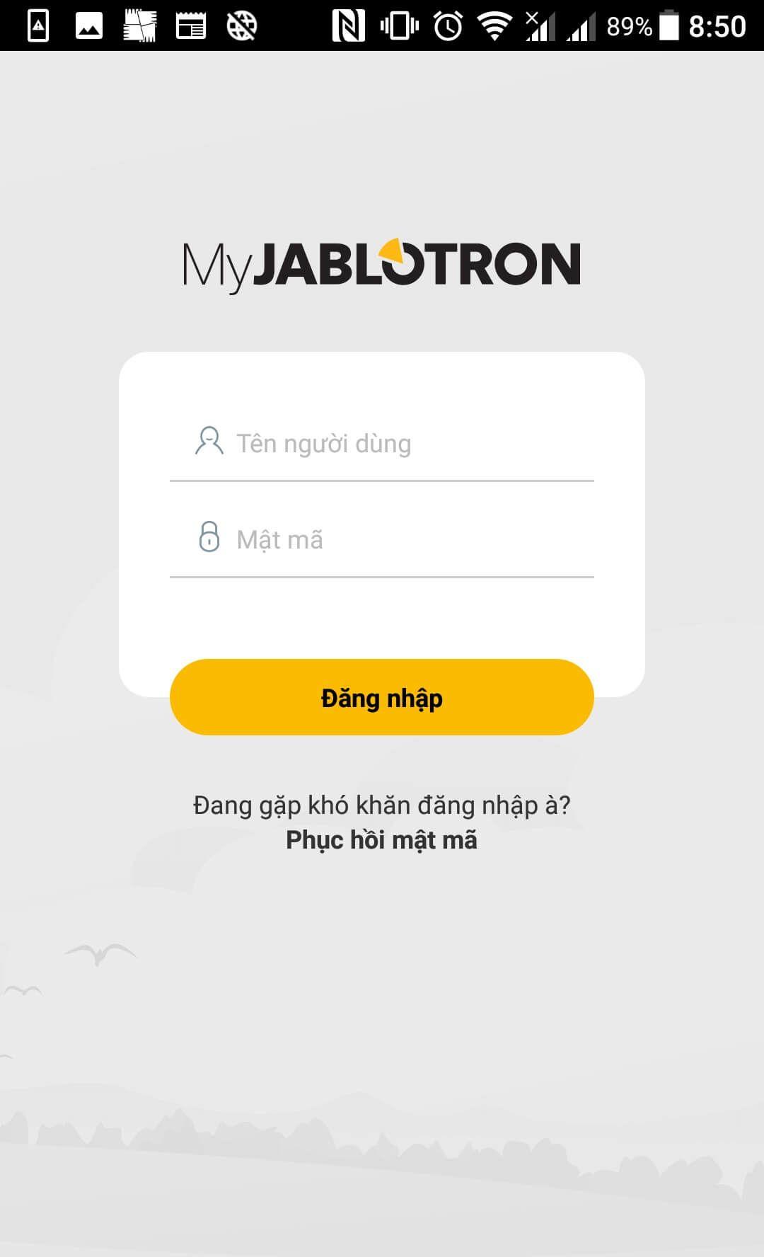 Hướng dẫn cài đặt và sử dụng phần mềm MyJablotron