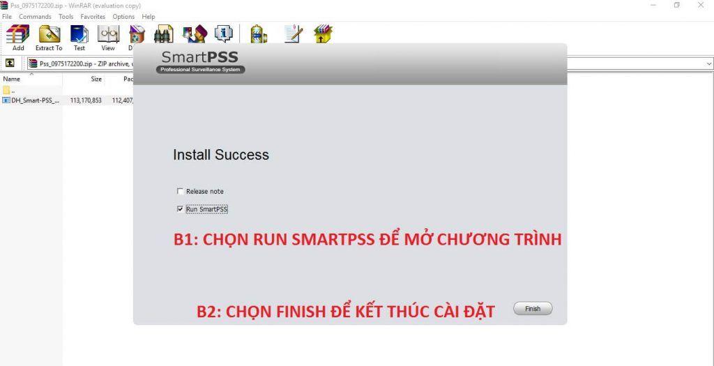 Hướng dẫn xem camera Dahua trên máy tính