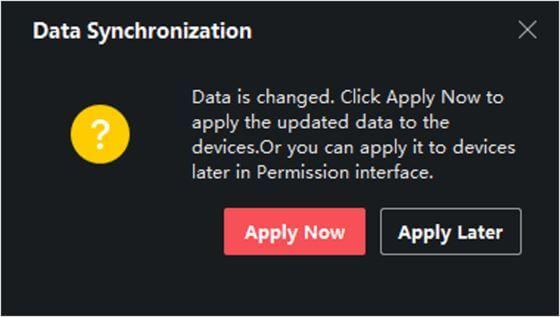 Đặt nhóm truy cập để gán quyền truy cập cho người dùng
