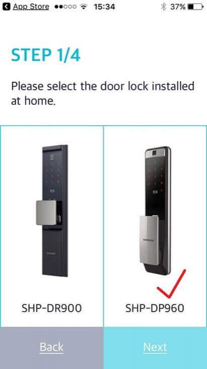 Thêm khóa trên phần mềm