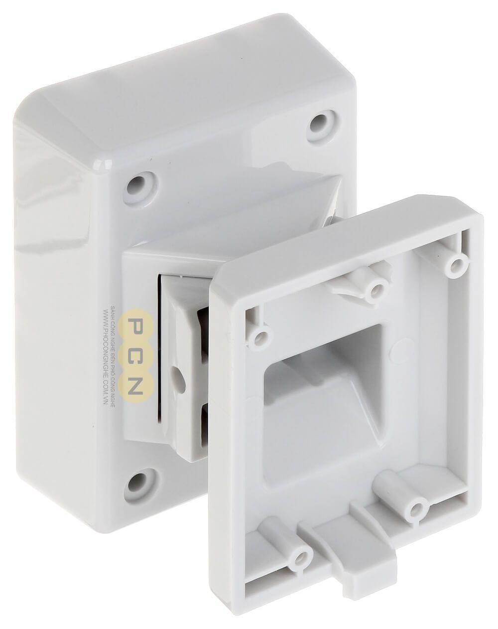 Đế cho cảm biến hồng ngoại ngoài trời Hikvision DS-PDB-EX-Wallbracket