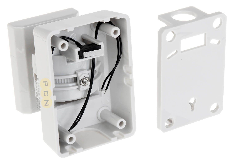 Chân đế cho cảm biến hồng ngoại ngoài trời Hikvision DS-PDB-EX-Wallbracket