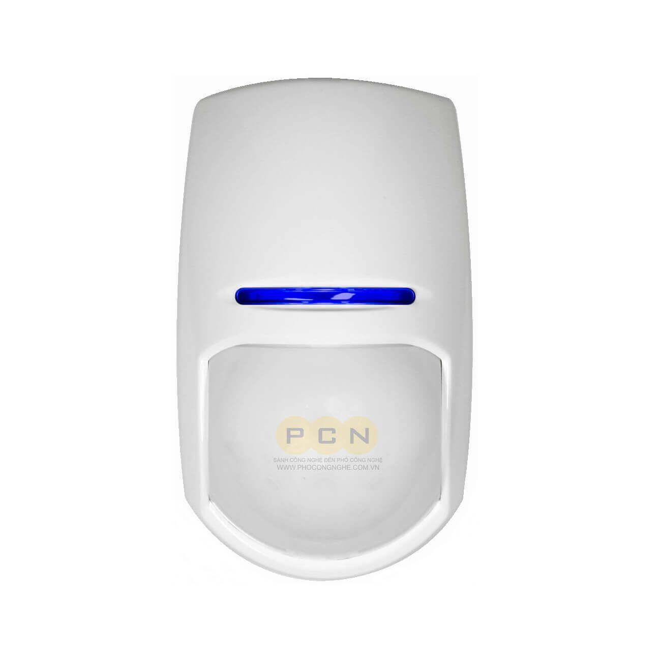 Cảm biến hồng ngoại không dây Hikvision DS-PD2-P10P-W