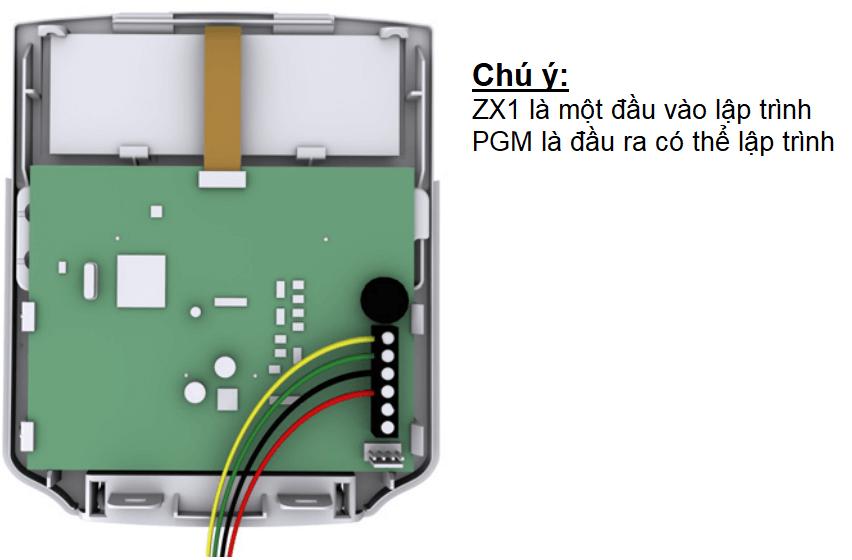 Hướng dẫn cách lắp đặt bàn phím Paradox K641
