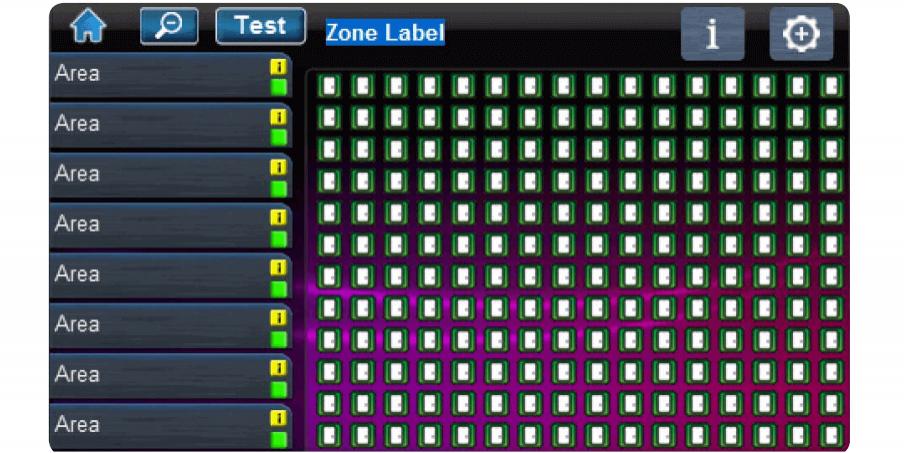 Hướng dẫn sử dụng bàn phím cảm ứng Paradox TM50 - hình 6