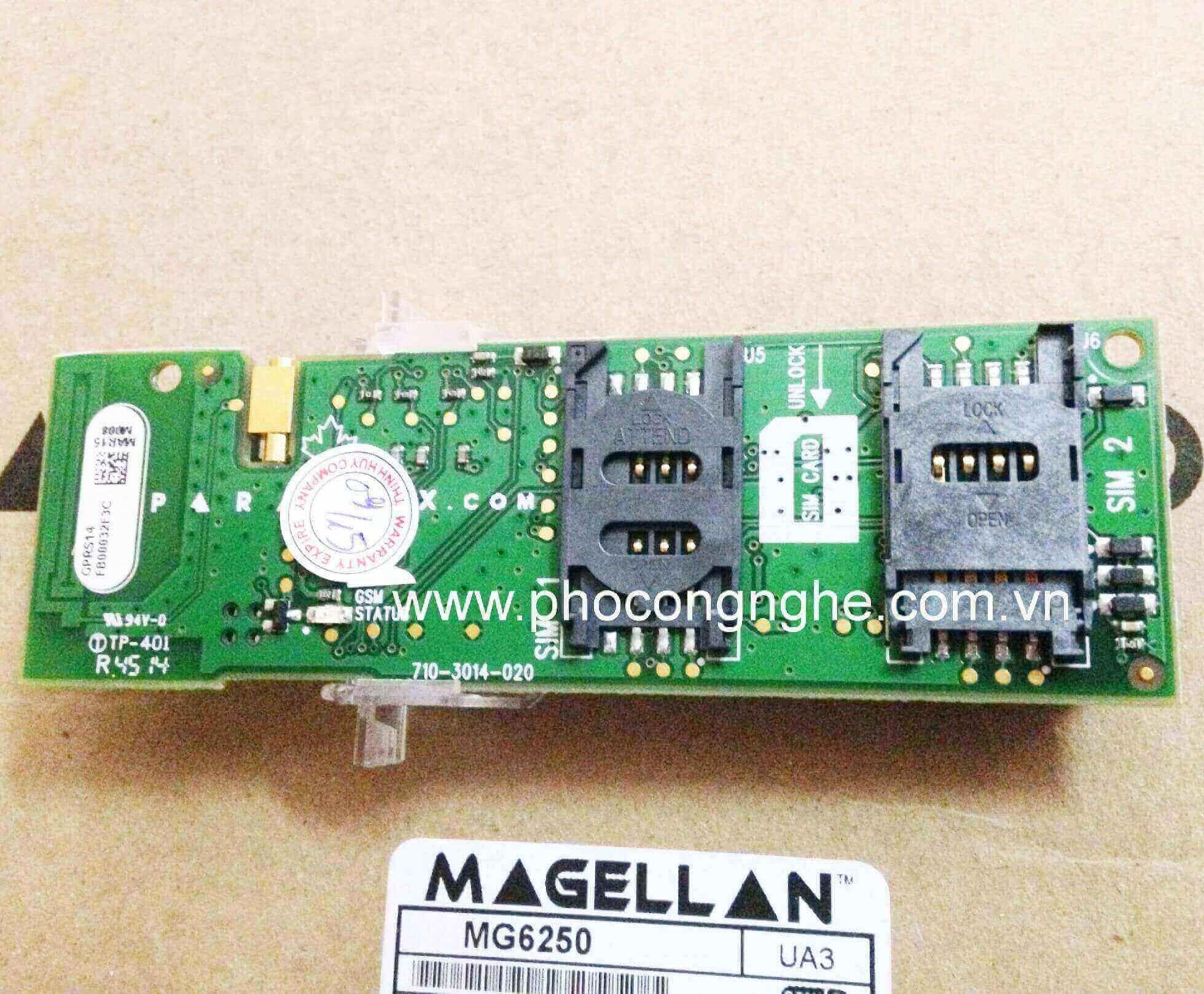 Module gắn SIM Paradox GPRS14 cho MG6250