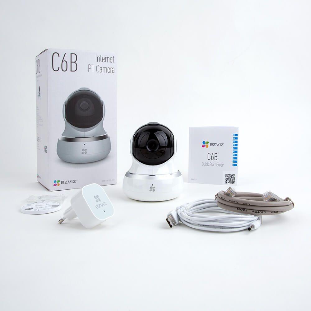 Camera wifi quay quét Ezviz C6B CS-CV240-(B0-21WFR)