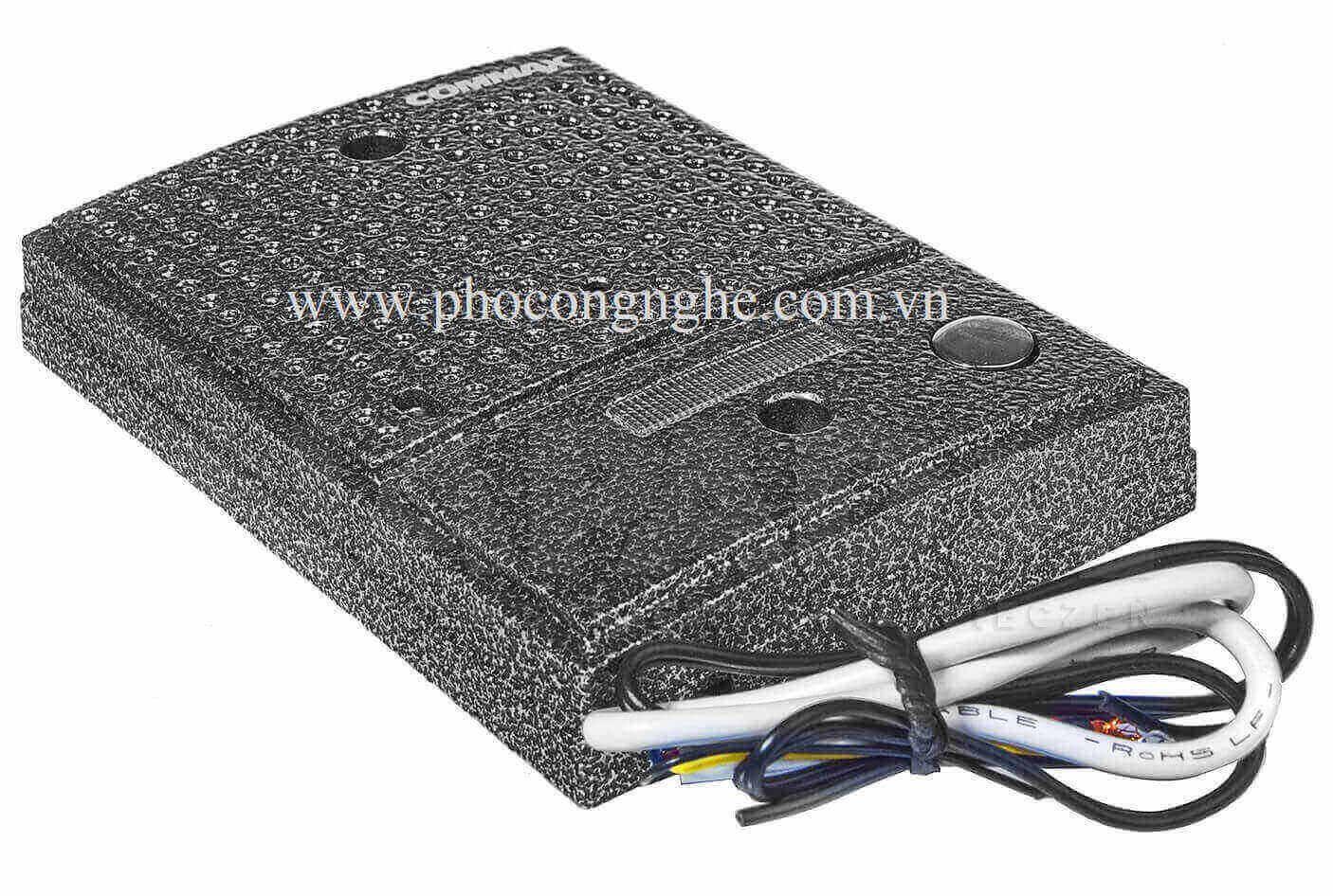 Camera gọi cửa chuông hình Commax DRC-4CGN2