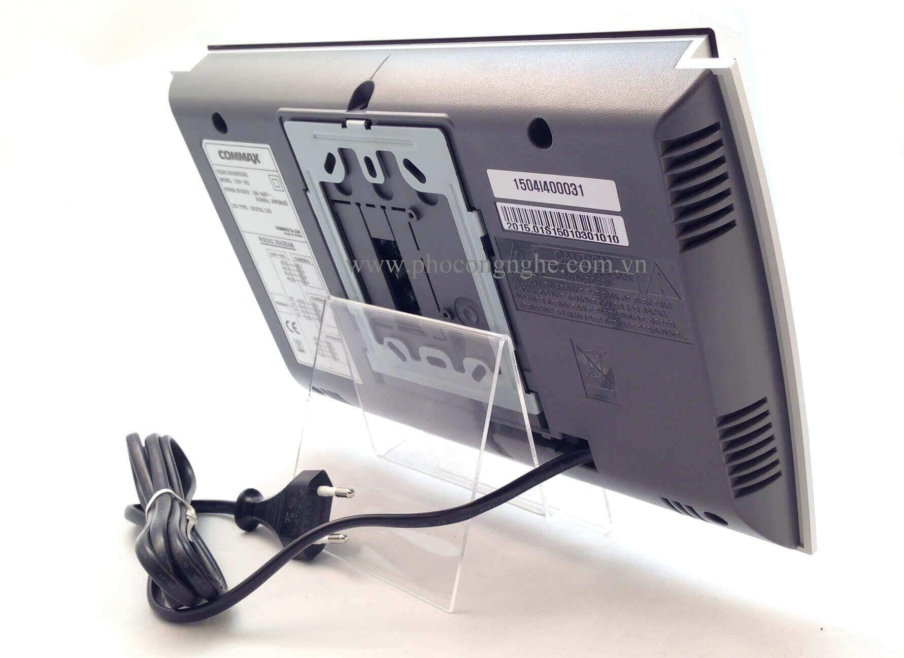 Màn hình chuông cửa 7 inch Commax CDV-70U