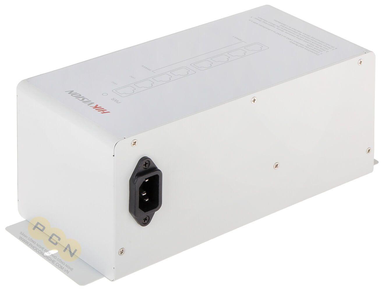 Bộ truyền tải nguồn và tín hiệu Video/ Audio Hikvision DS-KAD606