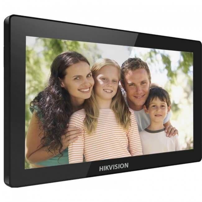 Màn hình chuông cửa IP Hikvision DS-KH8520-WTE1