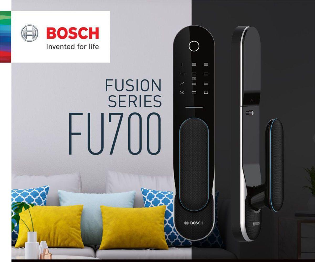 Khóa cửa điện tử Bosch FU700