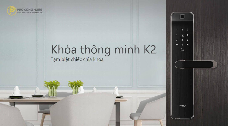 Dahua IMOU-K2(W)