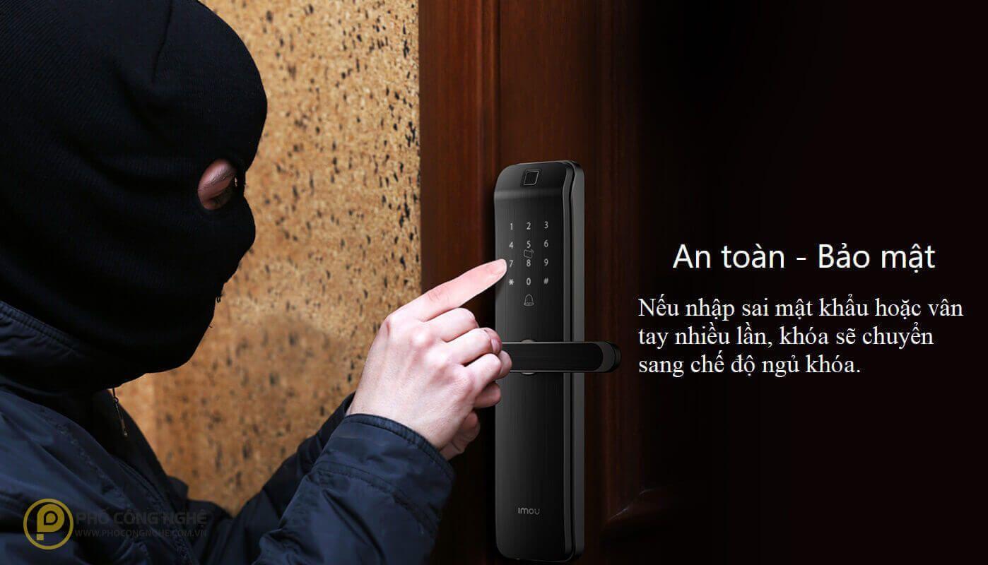 An toàn và bảo mật