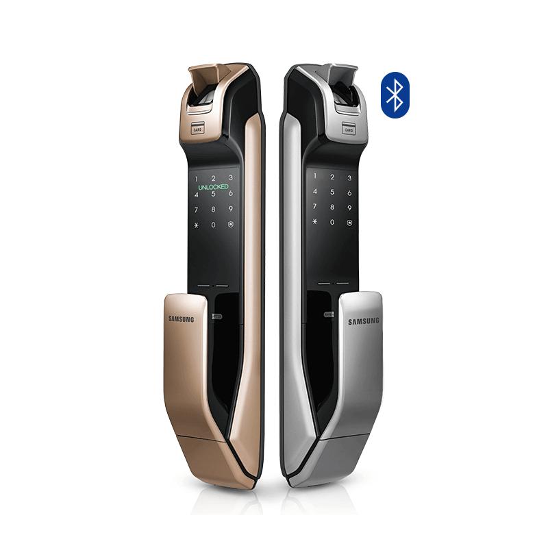 Hướng dẫn cài đặt khóa cửa Samsung SHP-DP728