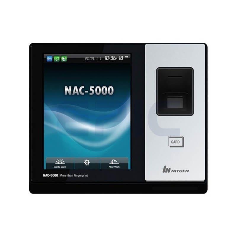 Máy chấm công vân tay Nitgen NAC 5000R