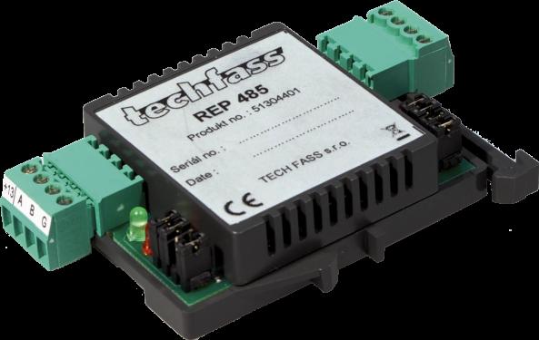 Bộ lặp Repeater Techfass REP 485 cho các hệ thống APS