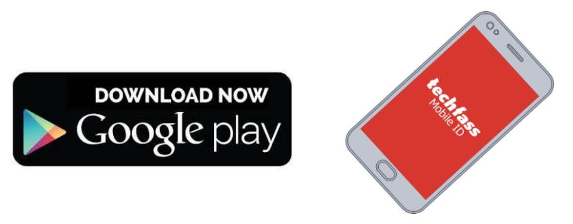 Nhận dạng bằng Smart phone với ứng dụng TF Mobile ID