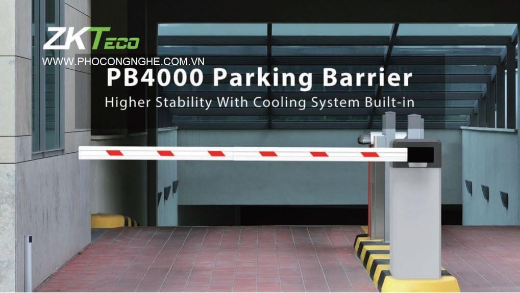 Barrier tự động ZKTeco PB4000