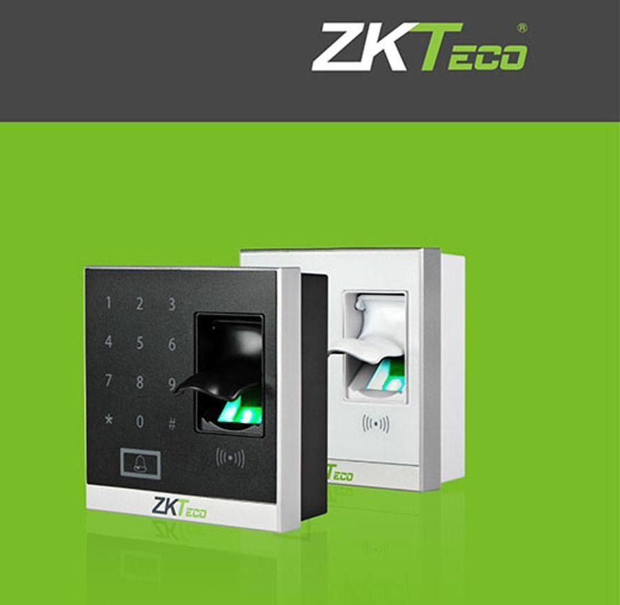 Máy đọc vân tay kiểm soát ra vào cửa ZKTeco X8s