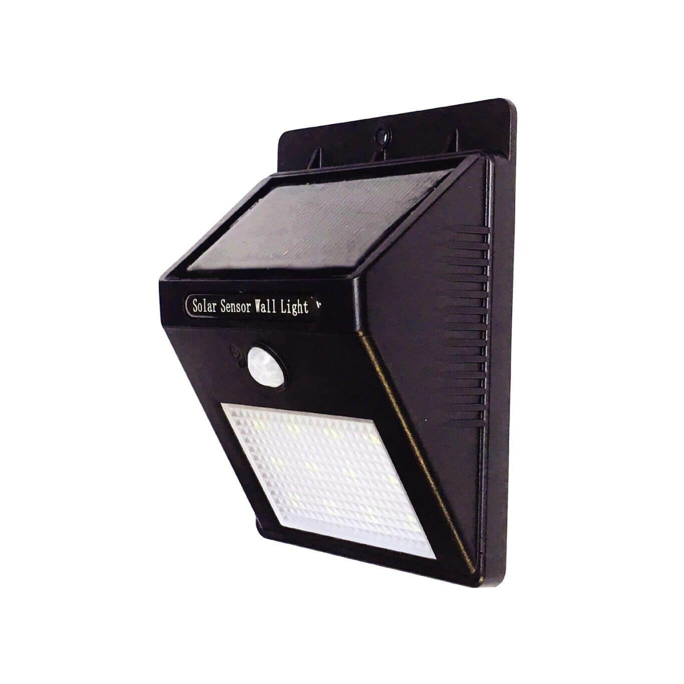 Đèn LED cảm ứng năng lượng mặt trời Duxa Sun S02