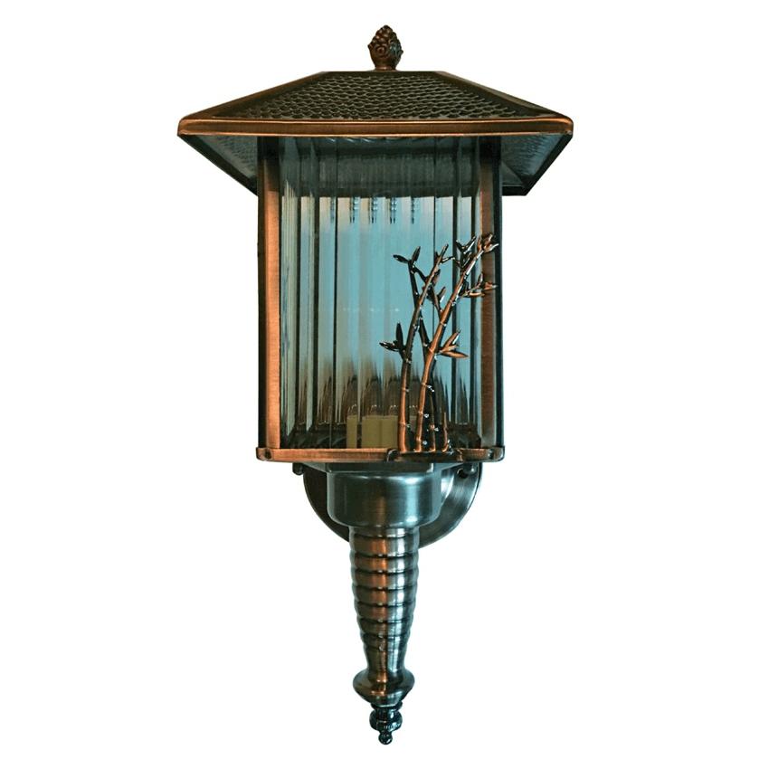Đèn LED chiếu tường cột cảm ứng Duxa DC02