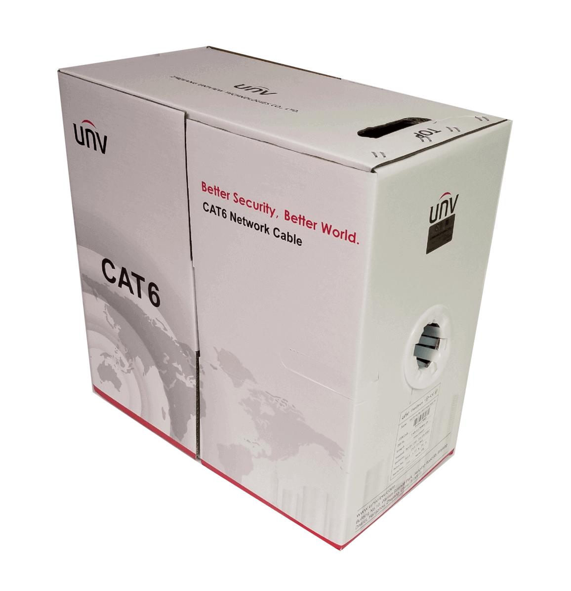 Dây mạng Cat6 UNV CAB-LC3100B-E-IN