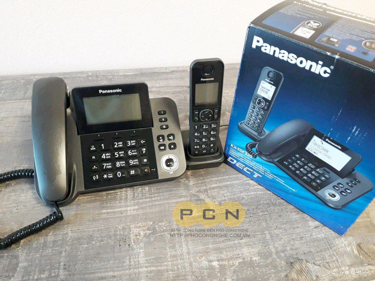 Điện thoại để bàn Panasonic
