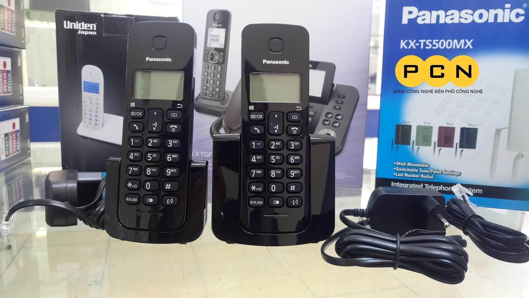 Điện thoại để bàn Panasonic KX-TGB112