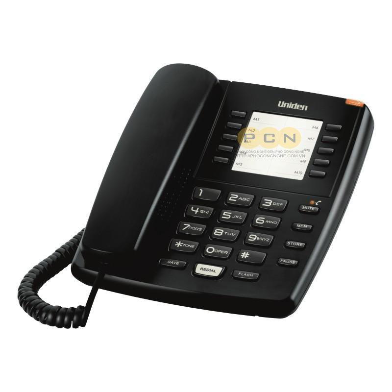 Điện thoại cố định treo tường Uniden AS-7201
