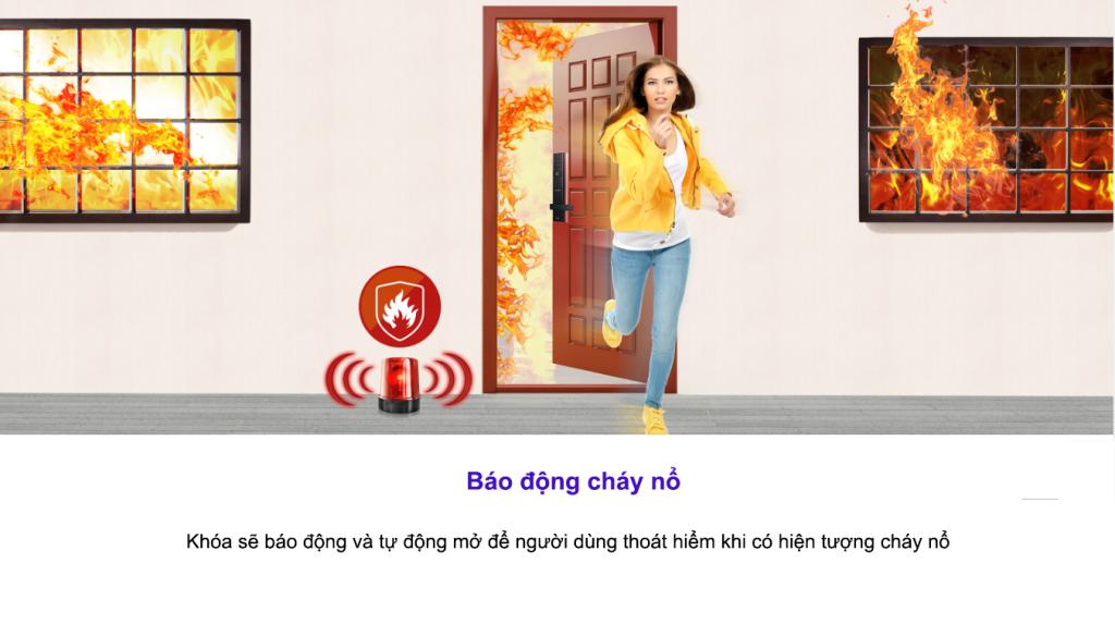 Cảnh báo cháy nổ ở khóa cửa điện tử là sự thật hay quảng cáo?