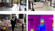 Giải pháp camera đo thân nhiệt phát hiện người bị sốt ở nơi công cộng