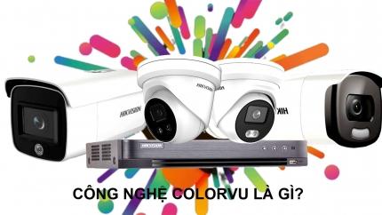 Công nghệ ColorVu trên camera Hikvision là gì?