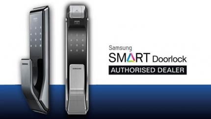 Khóa cửa điện tử Samsung của nước nào? Có tốt không? Có nên mua không?
