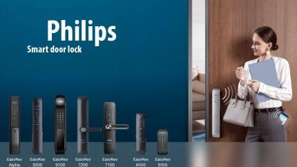 Khóa thông minh Philips của nước nào? Có tốt không? Có nên mua dùng không?
