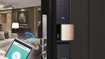 Khóa thông minh Samsung cho ngôi nhà an toàn thông minh hơn
