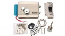Những loại khóa điện dùng cho chuông cửa có hình
