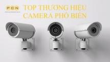 Top các thương hiệu camera quan sát phổ biến nhất Việt Nam!