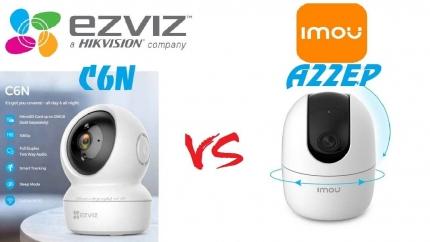 So sánh camera Ezivz C6N 1080P và Imou IPC-A22EP