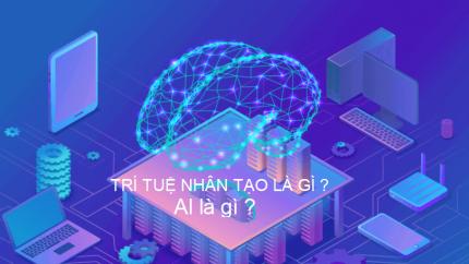 Trí tuệ nhân tạo (AI) là gì ? Ứng dụng trong camera an ninh như thế nào ?