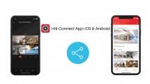 Hướng dẫn chia sẻ thiết bị trên ứng dụng Hik-Connect
